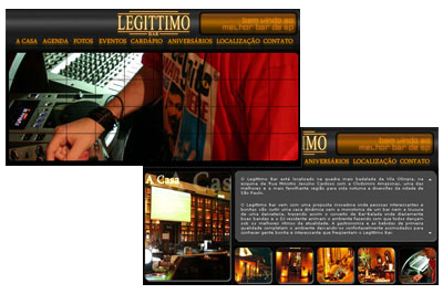 Novo site  Legittimo Bar Br3 Site sites cases image
