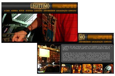 Novo site  Legittimo Bar