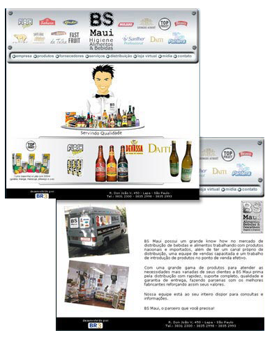 Novo Site BsMauí Br3 Site sites cases image