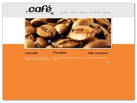 Site Ponto Café Br3 Site sites cases image