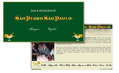 Novo Site São Pedro São Paulo