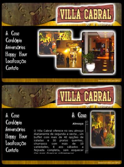 Site Villa Cabral