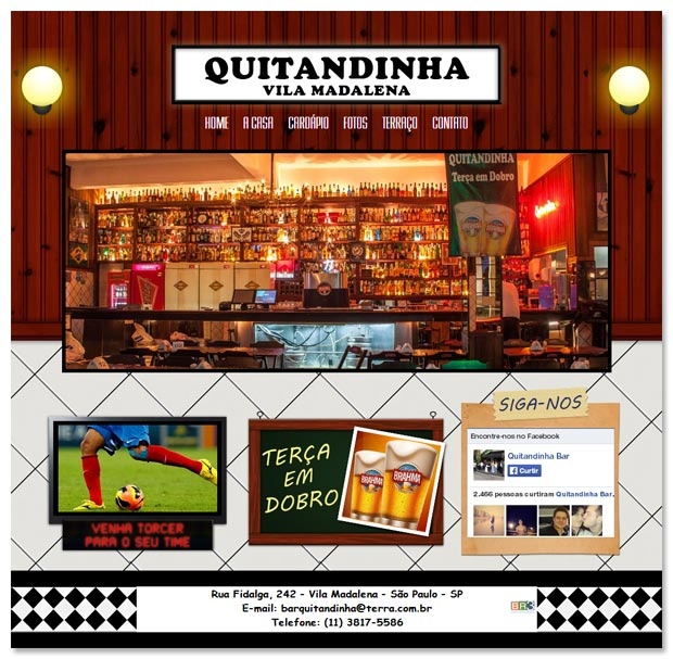 Site Bar Quitandinha Br3 Site sites cases image