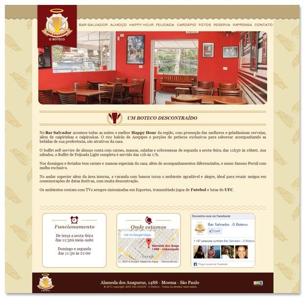 Site Bar Salvador