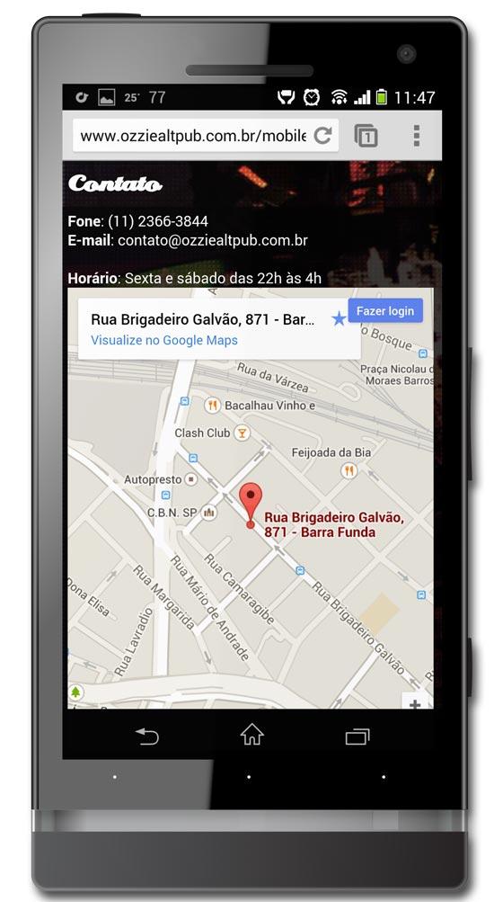 Ozzie Alt Pub - Mobile