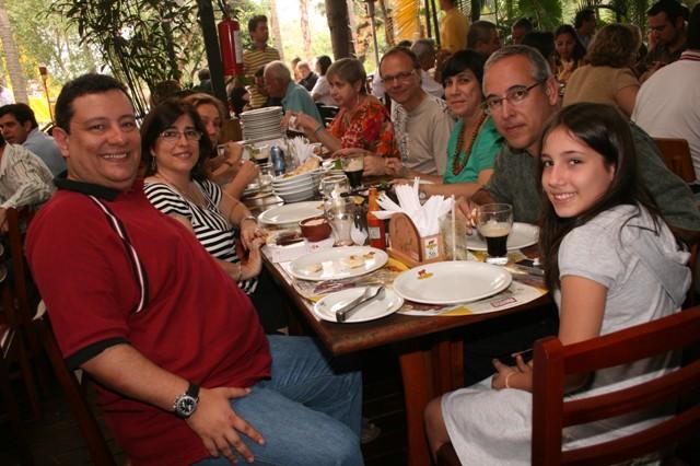 Ação Promocional Foto Impressa no Clube do Churrasco (2009)