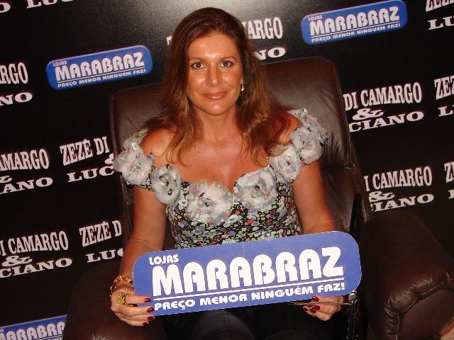 Ação Promocional Marabraz no Show de Zezé di Camargo e Luciano (2008)