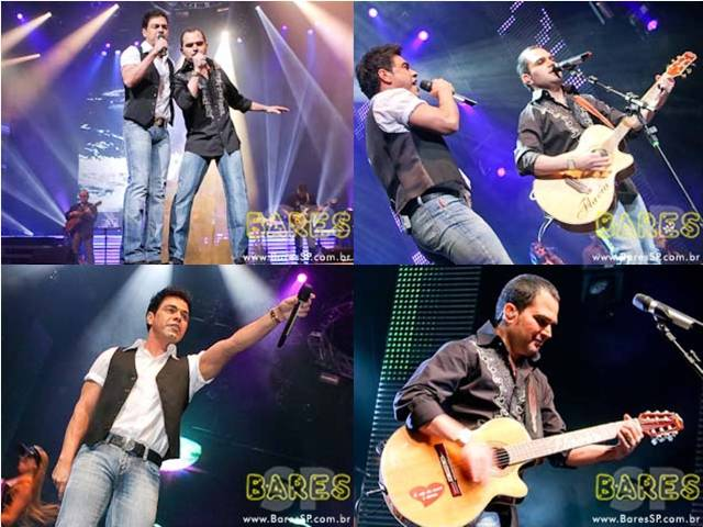 Ação Promocional Marabraz no Show de Zezé di Camargo e Luciano (2009)