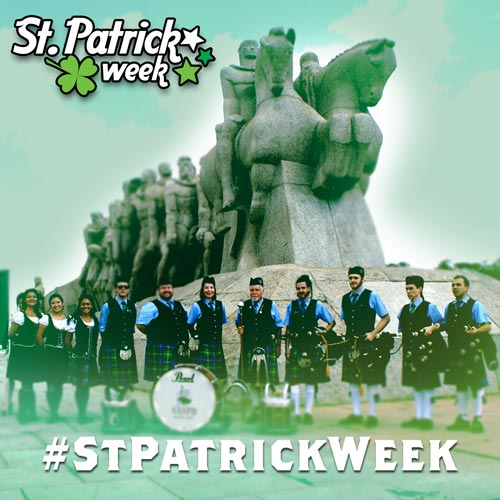 Promoções St. Patrick Week