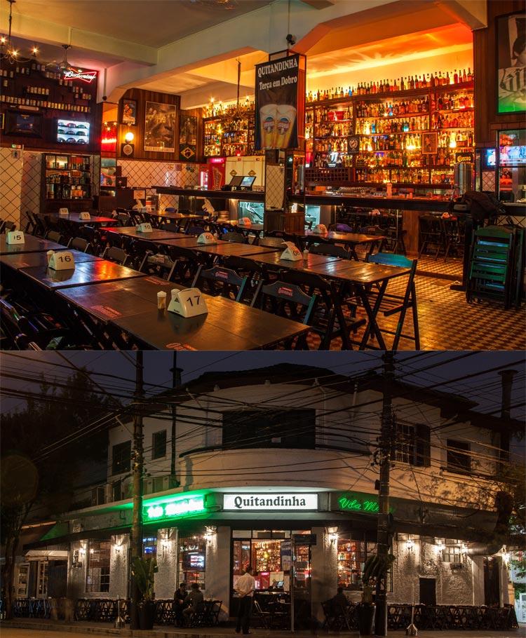 Sessão fotográfica - Bar Quitandinha