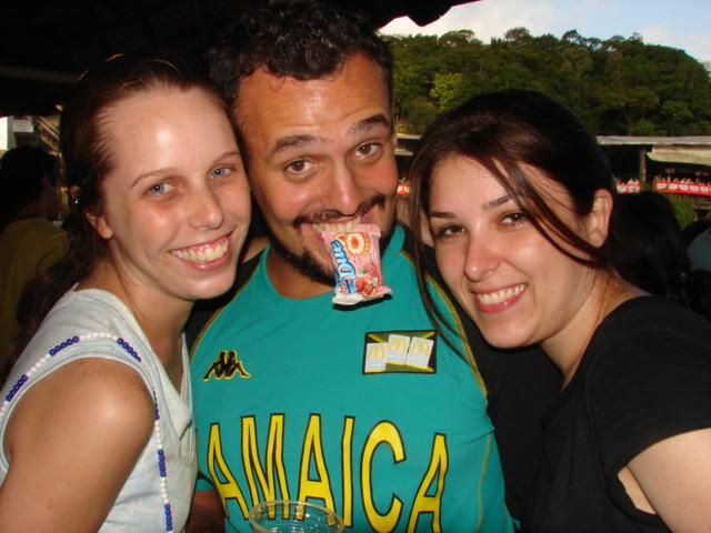 Ação de Sampling Adria Biscoitos no Carnamauá 2007