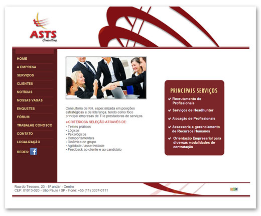 Site ASTS Consulting