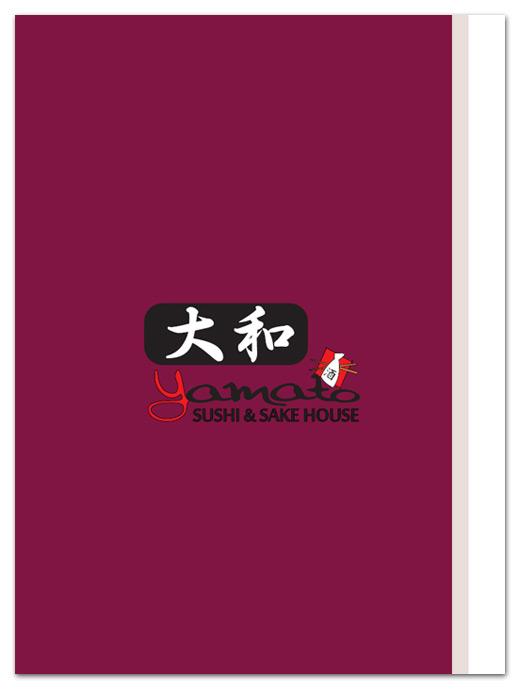 Cardápio Yamato Sushi & Sake House