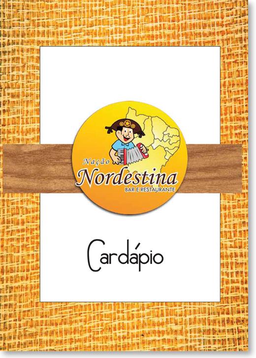 Cardápio - Nação Nordestina
