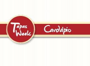 Cardápio - Tapas Week
