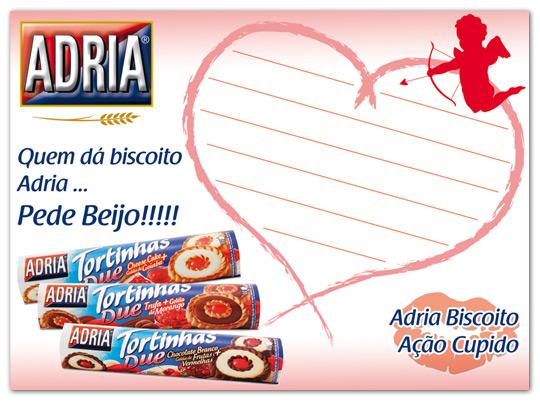 Adria - Ação Cupido Br3 Site sites cases image
