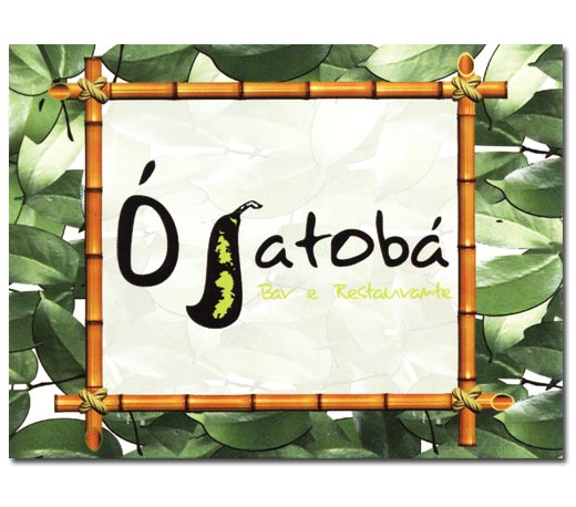 Cartão de visita Jatoba
