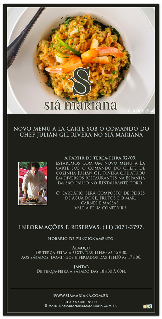 Email Marketing Siá Mariana