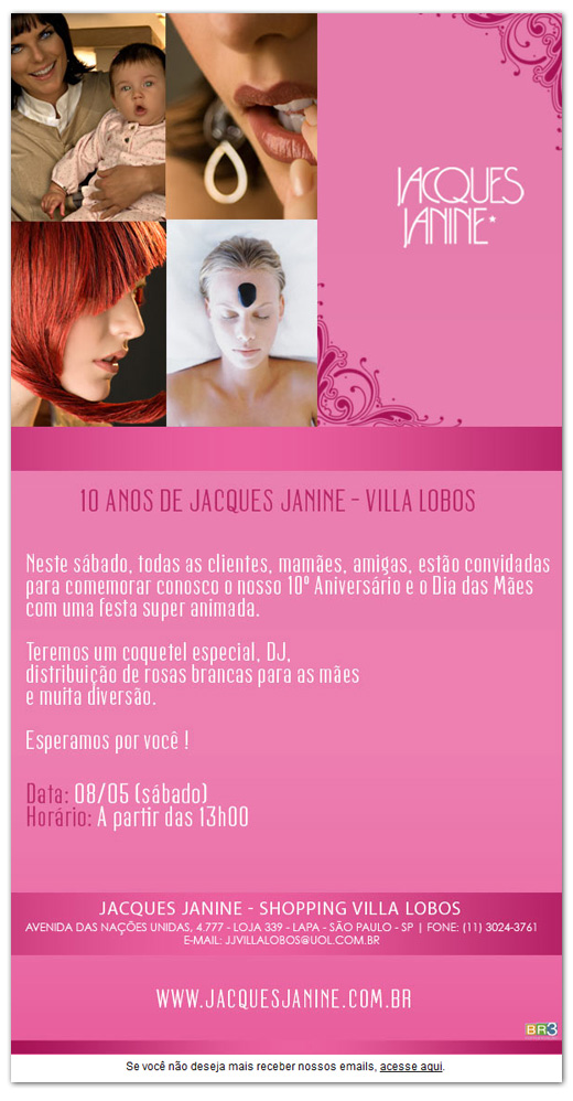 Email Marketing Jacques Janine
