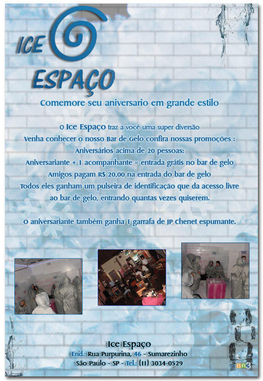 Email Marketing Ice Espaço Br3 Site sites cases image