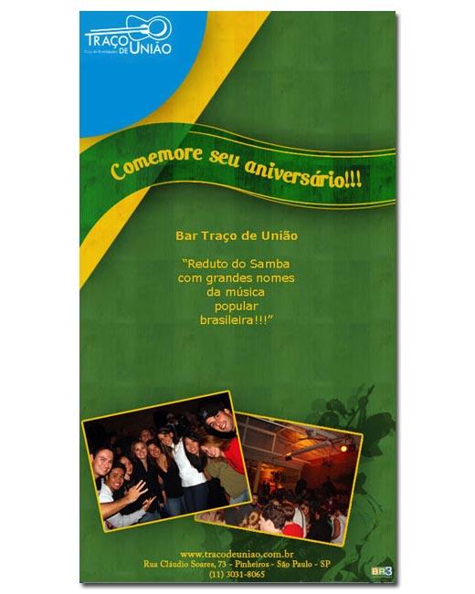Email Marketing Traço de União Br3 Site sites cases image