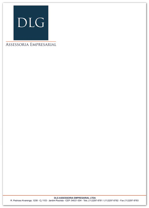 Envelope DLG Assessoria Empresarial
