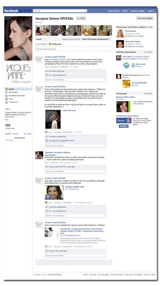 Redes Sociais Jacque Janine Br3 Site sites cases image