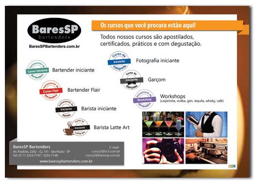 Flyer Cursos BaresSP Bartenders