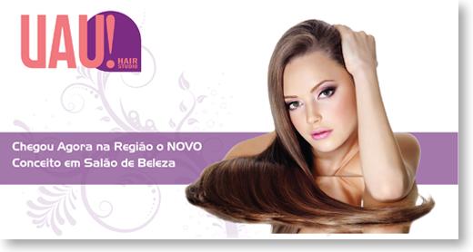 Flyer - 10x20 - UAU! Hair Studios