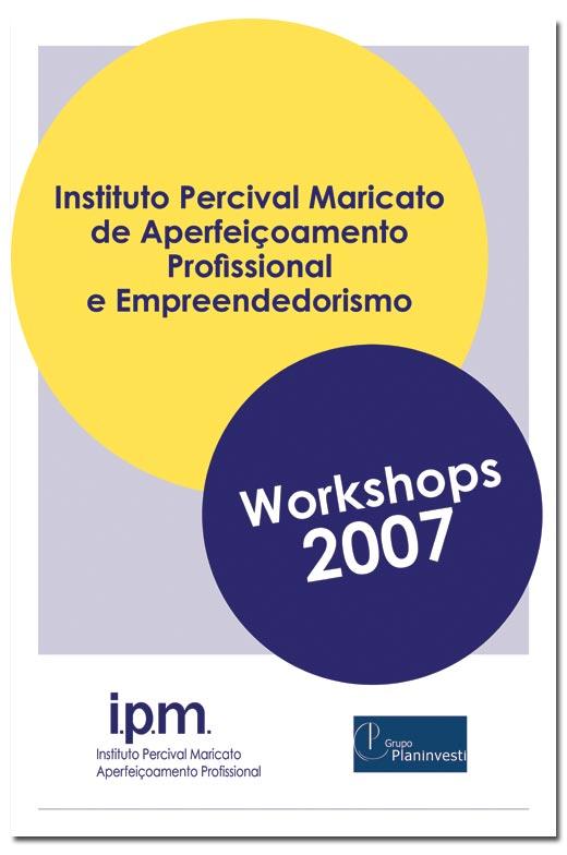 Folder Instituto Percival