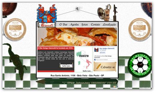 Site Bar Amigo Giannotti