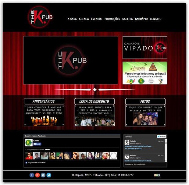 Site The K Pub