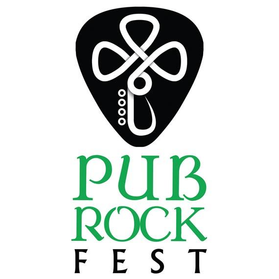 Logotipo - Pub Rock Fest