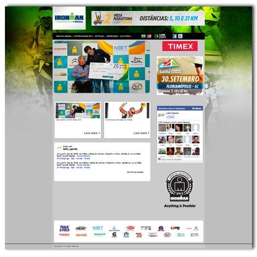 Projeto Latin Sports