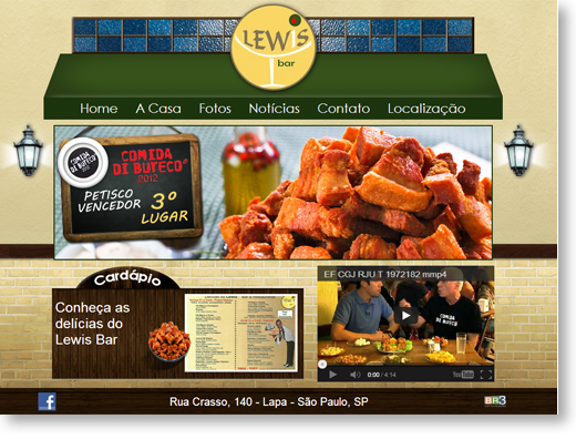 Site - Lewis Bar