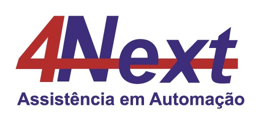 Digitalização do logotipo 4Next
