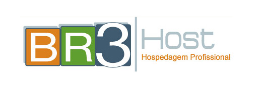 Logomarca BR3 Host