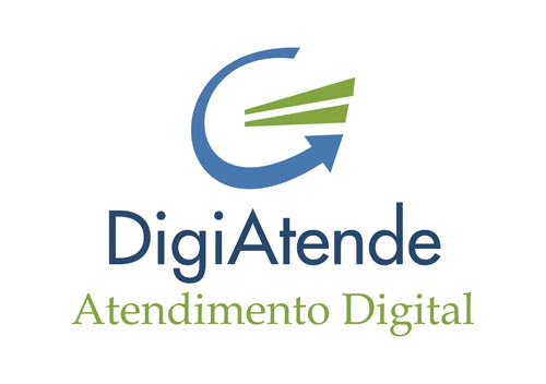 Digitalização do logotipo DigiAtende