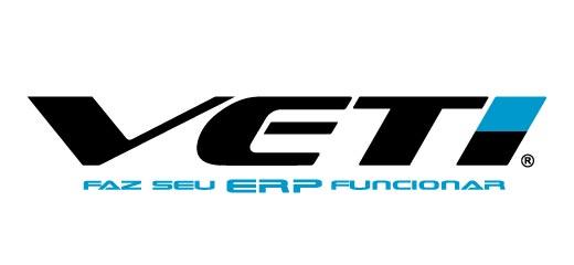 Digitalização do logotipo Veti