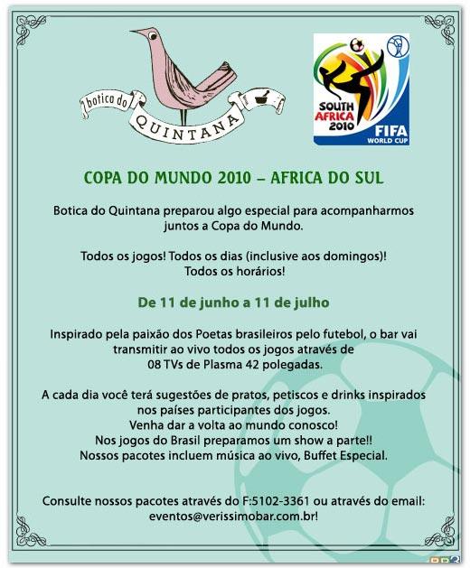 E-mail marketing Botica do Quintana