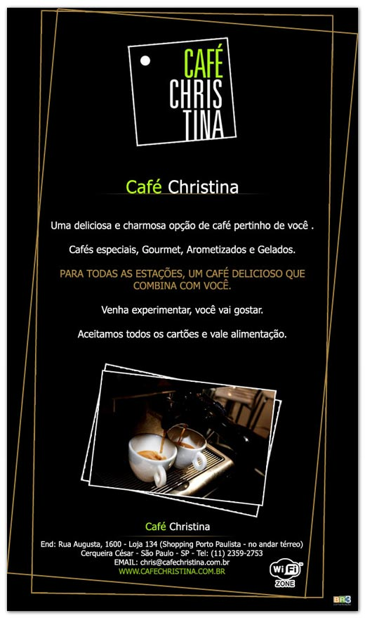 E-mail marketing Café Christina Br3 Site sites cases image