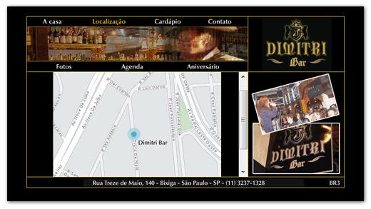 Site Dimitri Bar