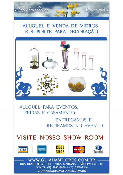 Email Marketing da Floricultura Emoções