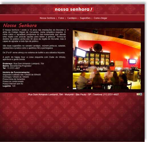 Site - Nossa Senhora Br3 Site sites cases image