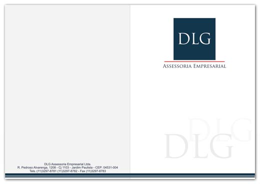 Pasta Envelope DLG Assessoria Br3 Site sites cases image