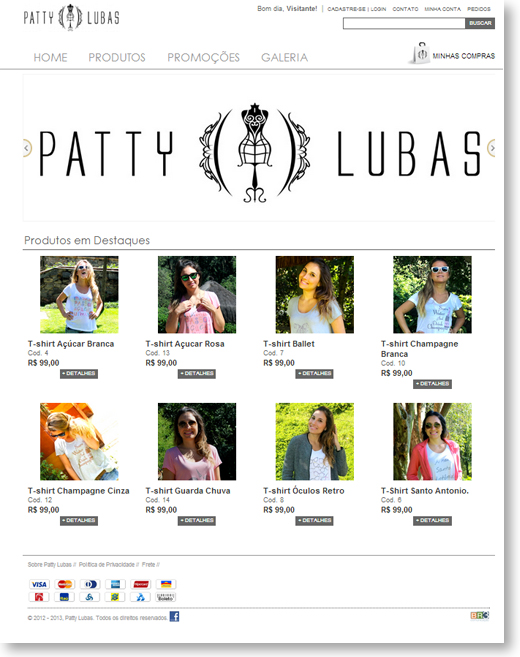 Site - Patty Lubas