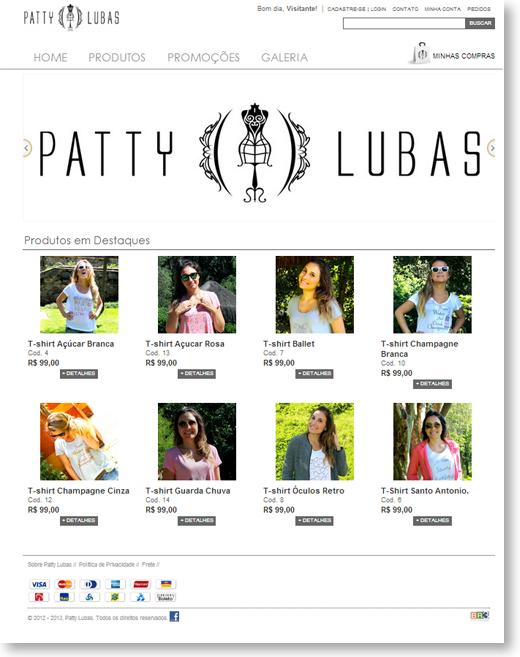 Site - Patty Lubas