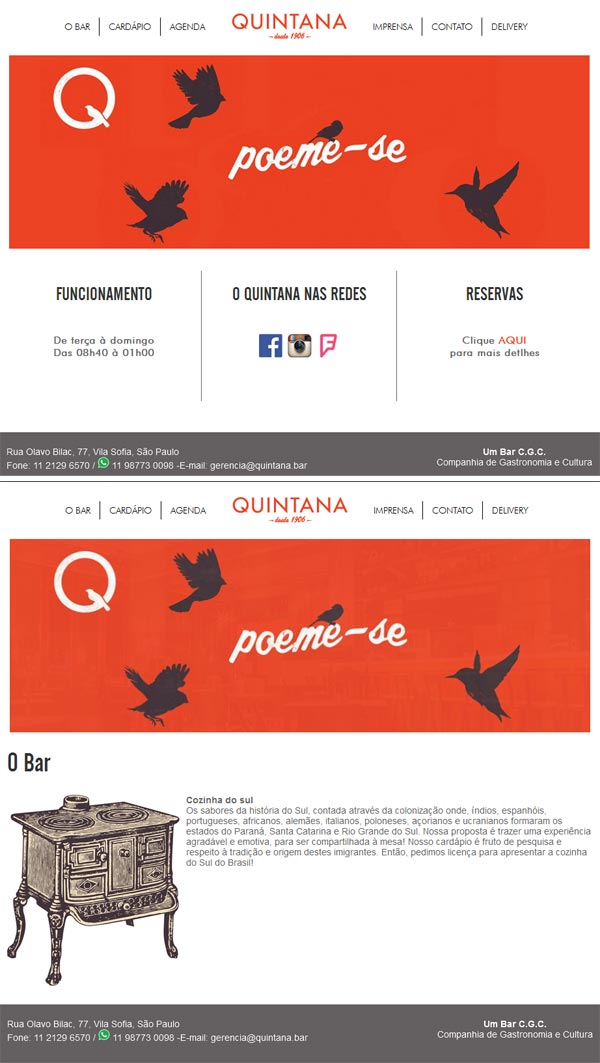 Site Quintana Bar