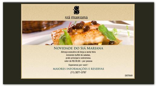 Site Siá Mariana