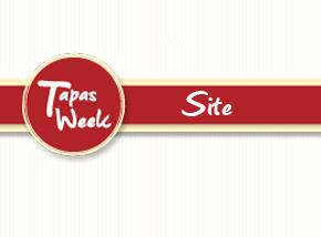 Criação de site - Tapas Week Br3 Site sites cases image